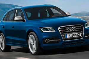 Audi SQ5 (2012) first offical pictures