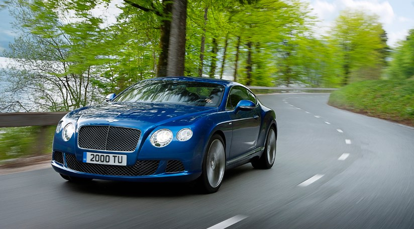 Bentley Continental Gt Speed 2012 First Pictures Car Magazine
