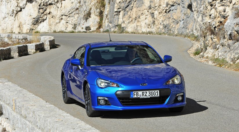 subaru brz 2012 insurance groups announced by car magazine. Black Bedroom Furniture Sets. Home Design Ideas