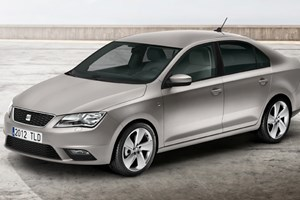 Seat Toldeo (2012) first official pictures - it's Seat's Rapid