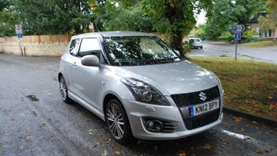 Suzuki Swift   Gl Specs Malaysia