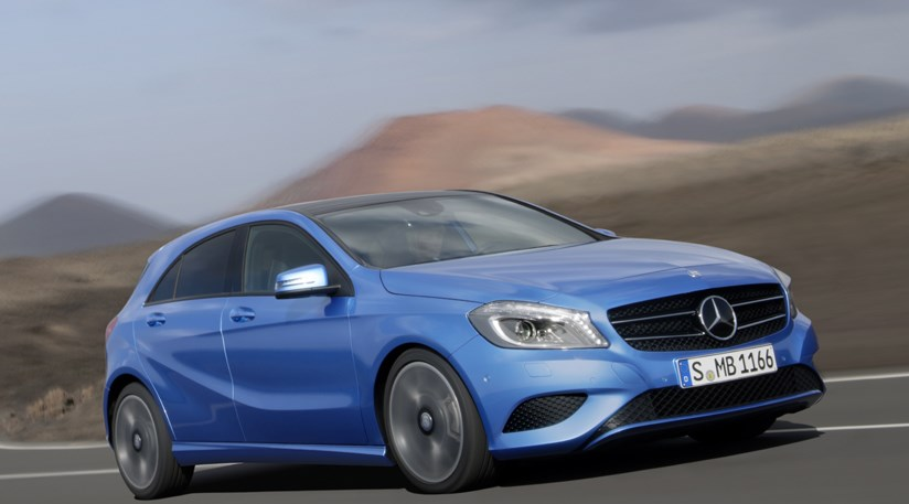 Mercedes a class 2012 prices and specs by car magazine for Mercedes benz 2012 price