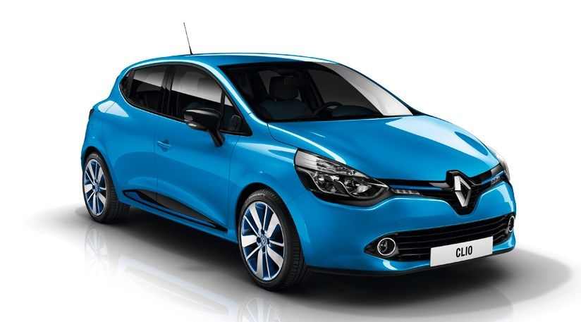 Renault Clio 2012 First Official Pictures Car Magazine