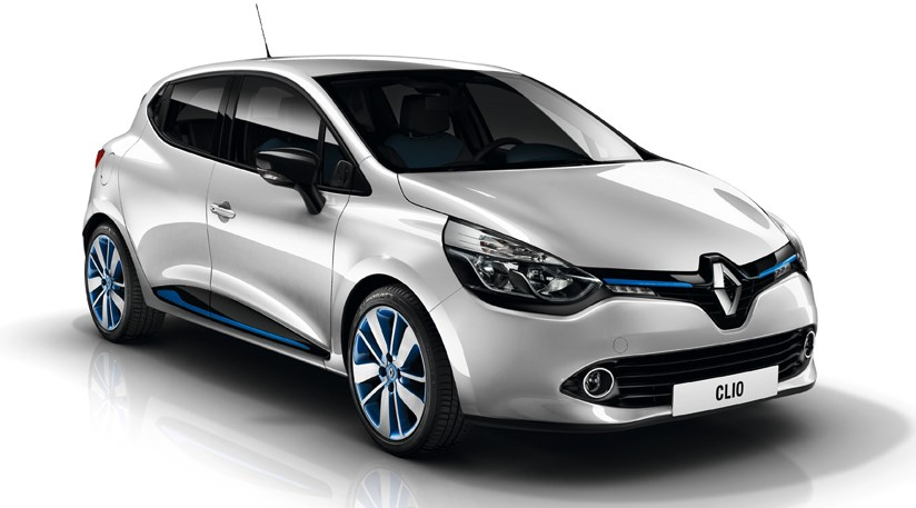 renault clio 2012 first official pictures by car magazine. Black Bedroom Furniture Sets. Home Design Ideas