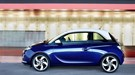 Vauxhall Adam (2013) first official pictures