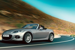 New MX-5 has bigger grille, better for pedestrians