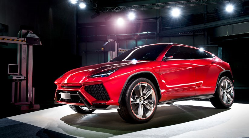 lamborghini urus suv 39 to cost 135 000 39 car magazine. Black Bedroom Furniture Sets. Home Design Ideas