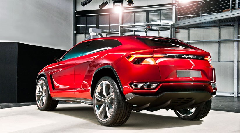 lamborghini urus suv 39 to cost 135 000 39 by car magazine. Black Bedroom Furniture Sets. Home Design Ideas
