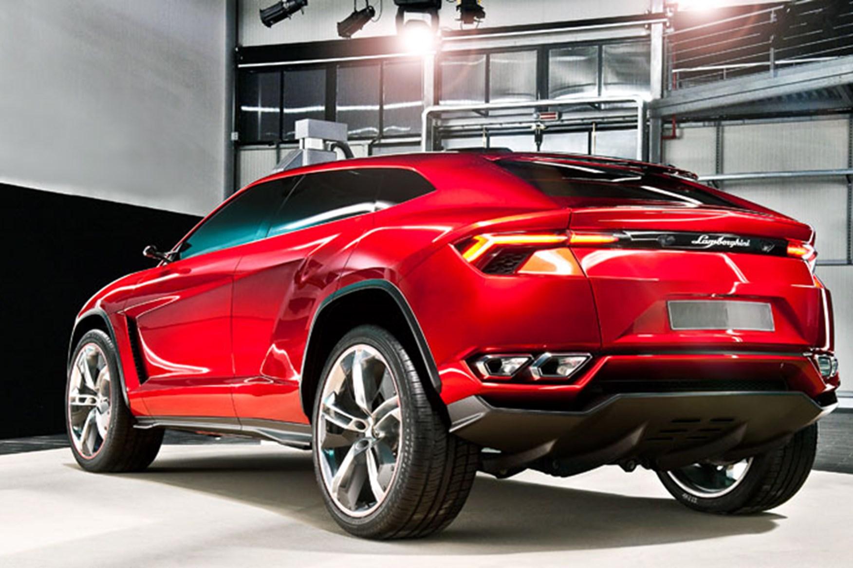 Lamborghini Urus - The SUV super athlete (unveil) - YouTube