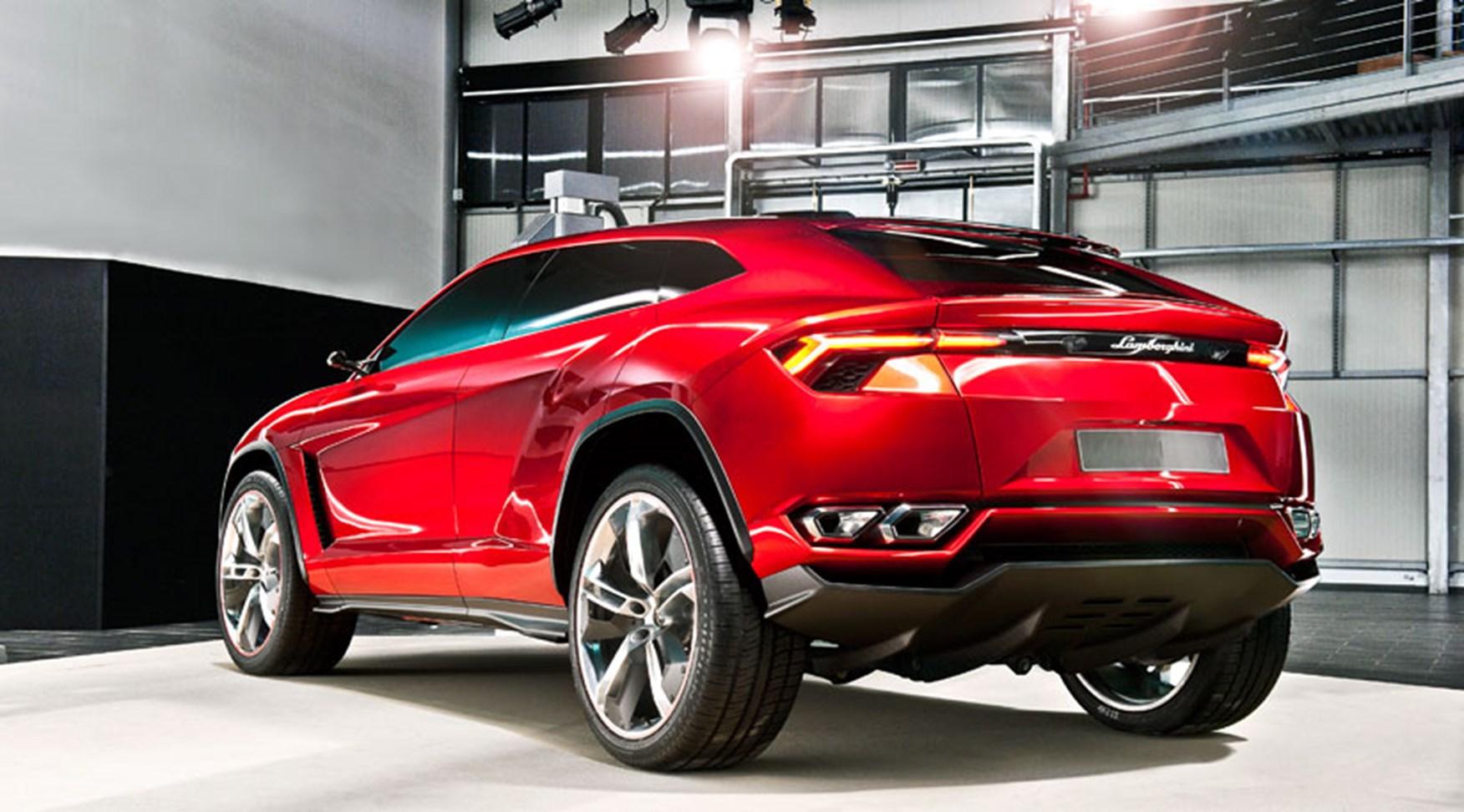 Lamborghini Urus Suv To Cost 163 135 000 Car Magazine