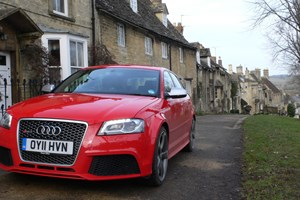 CAR ran an Audi RS3 earlier this year