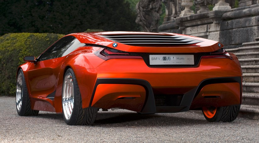 Bmw Plots New Supercar For By Car Magazine
