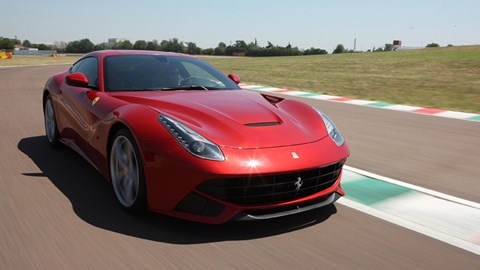 Ferrari F12 Berlinetta 2012 Car Review Car Magazine