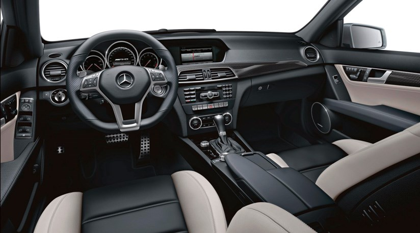 mercedes c class 2013 gets new engine updated trim by car magazine. Black Bedroom Furniture Sets. Home Design Ideas