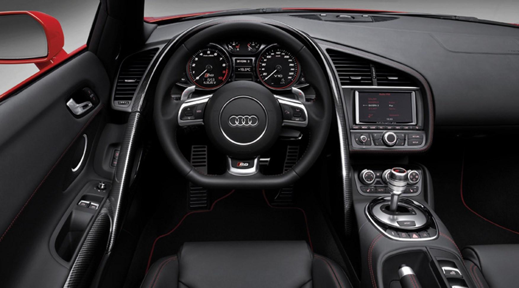 facelifted audi r8 (2012) prices announcedcar magazine