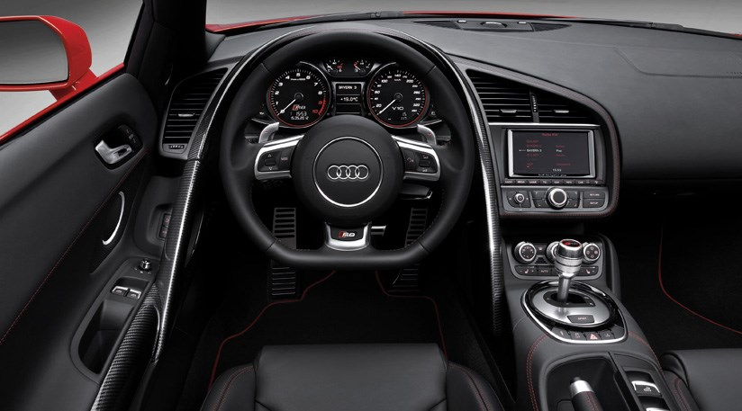 Facelifted Audi R8 2012 prices announced by CAR Magazine