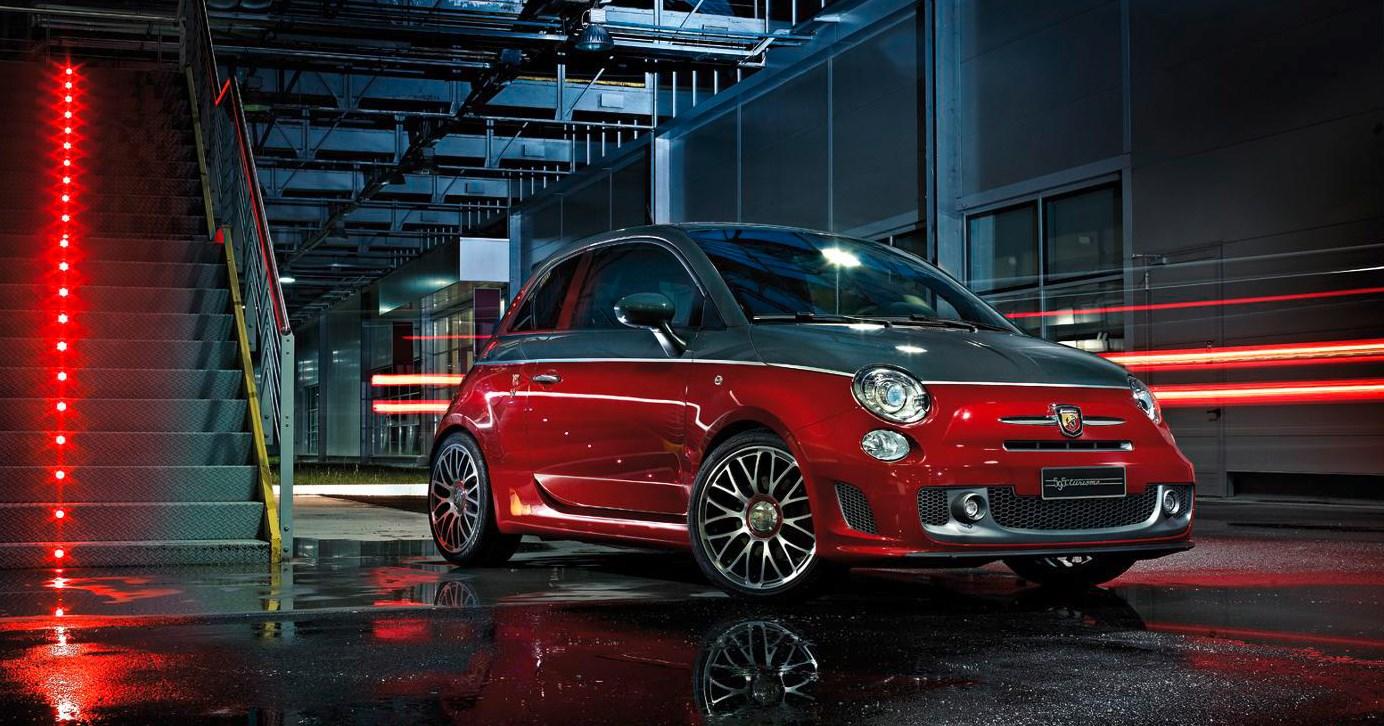 Abarth 595 Versions >> Abarth 595 (2012) Turismo and Competizione join range by CAR Magazine