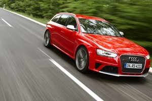 Is Audi's RS4 the ultimate fast family mover? A 444bhp V8 and dual-cltuch transmission could see to that, but what about the handling?
