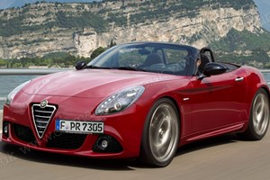 here's hoping it looks like this: the new Alfa Spider for 2012