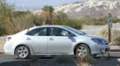 Lexus HS fuel cell test bed (2015) spied