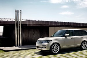 The 2012 Range Rover has at last been revealed