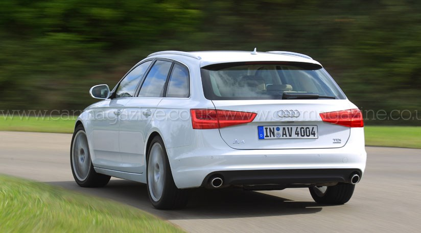 Audi A4 2014 The New A4 Codenamed B9 By Car Magazine
