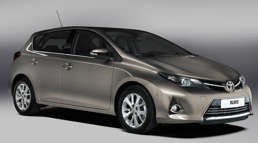 Toyota Auris 2012 First Official Pictures By Car Magazine
