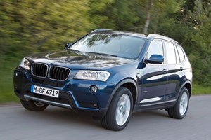 BMW to offer rear-wheel drive X3 SUV