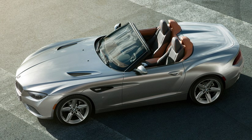 Bmw Zagato Roadster 2012 First Official Pictures Car Magazine
