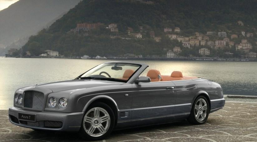 Bentley Mulsanne Convertible 2012 First Sketches Car Magazine