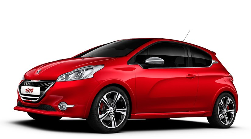 Peugeot 208 GTI (2012) first official pictures | CAR Magazine