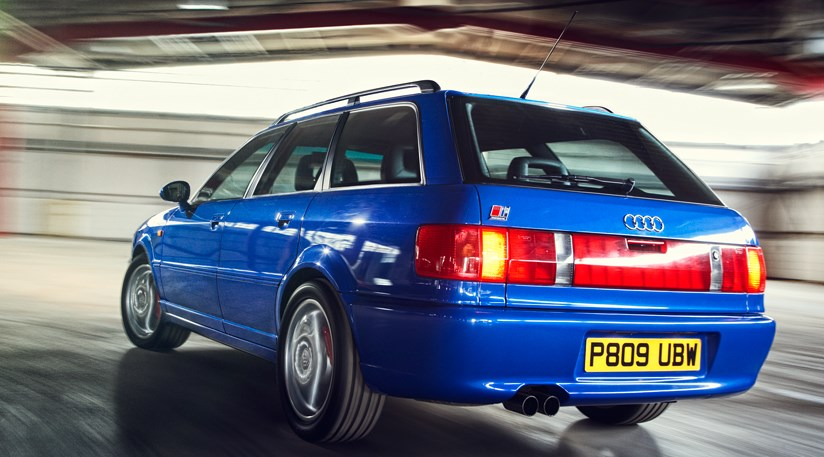 Used cars: how to buy a second-hand Audi RS2 Avant (1994-95) by CAR Magazine