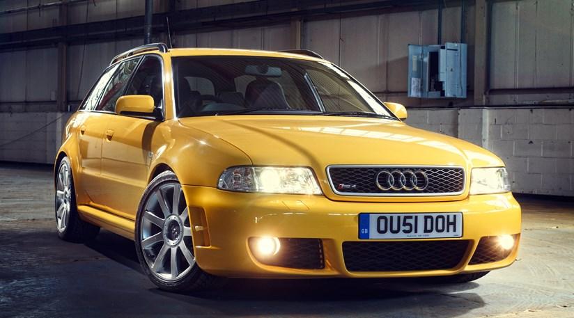 Used cars: buy a second hand Audi RS4 Avant (2000-2001) | CAR ...