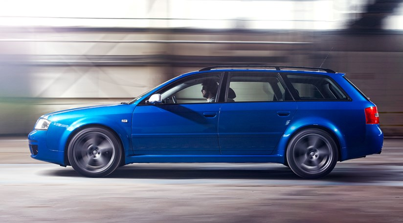 Used Cars How To Buy A Second Hand Audi Rs6 Avant 2002
