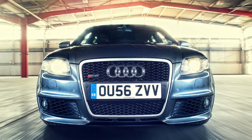 Used cars how to buy a secondhand Audi RS4 Avant 20052008 by