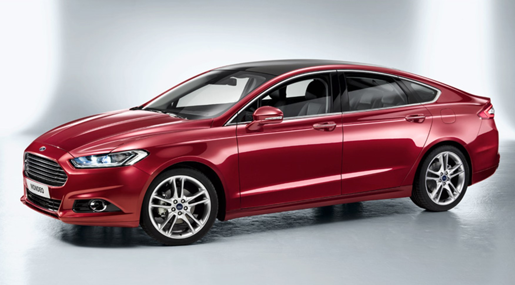 Ford Mondeo 2012 First Official Pictures By Car Magazine