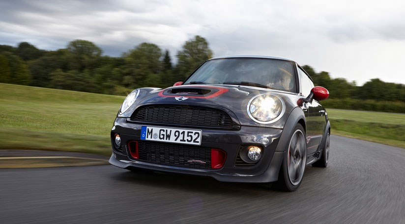 Mini S Second Gen Jcw Gp Has 215bhp From A 1 6 Litre Turbo Four Pot