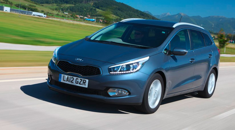 kia ceed sportswagon 2012 first official pictures car magazine. Black Bedroom Furniture Sets. Home Design Ideas