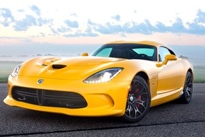 The new 2013 SRT Viper retails for less than $100,000 in the USA