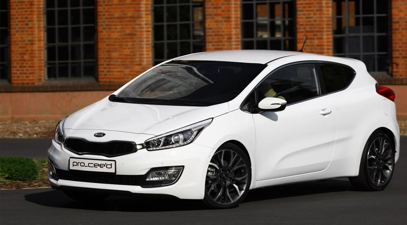 Kia Proceed 2012 First Offical Pictures Car Magazine