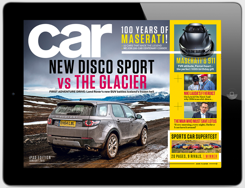 Car Cover January 2015