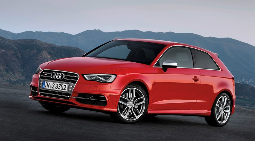 Audi S3 2012 First Official Pictures By Car Magazine