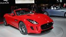 Jaguar F-type (2013) first official pictures