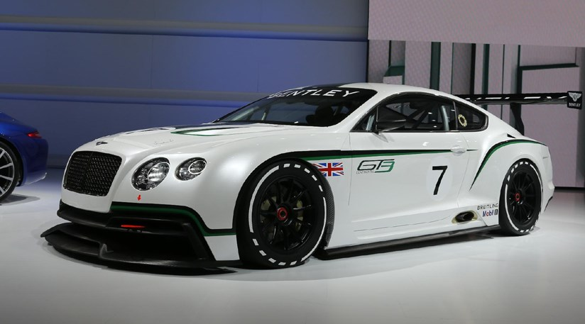 Bentley Returns To Racing With Continental Gt3 2012 Car Magazine
