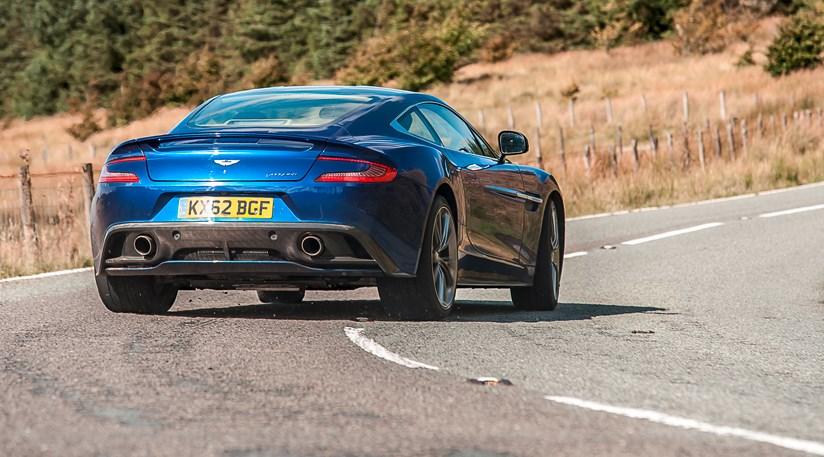 Aston Martin Vanquish 2012 Review Car Magazine