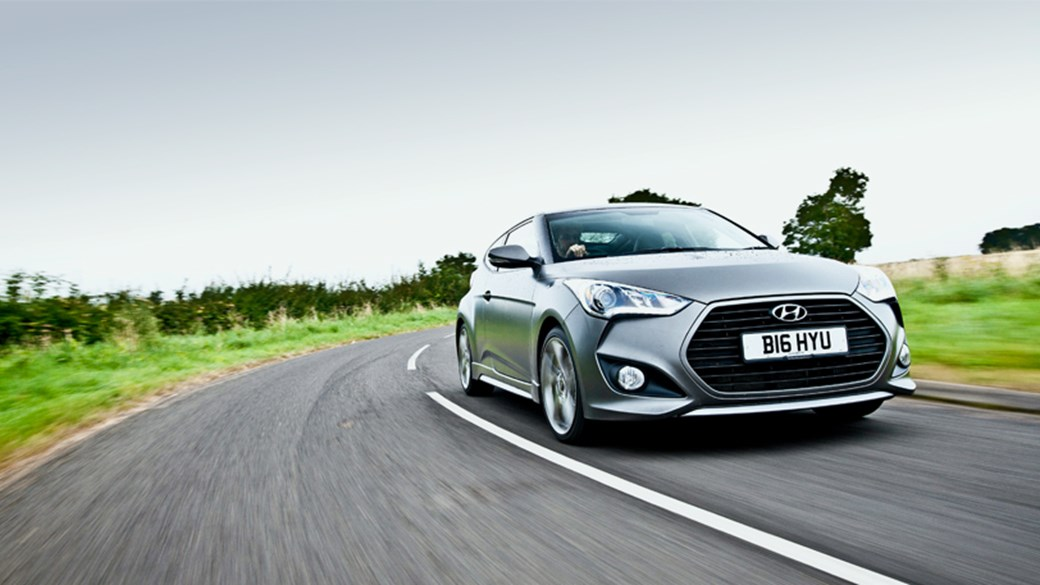 Hyundaiu0027s Veloster Turbo Costs From £21,995