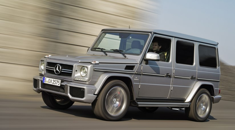Mercedes mulling GLG baby G-wagen for 2015 | CAR Magazine