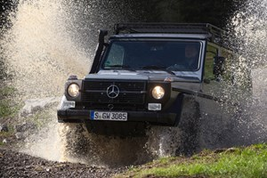 The original Mercedes G-wagen is one of Merc's most iconic vehciles, alongside the SL and S-class. Now the company wants to downsize the model's charm, with A-class ingredients