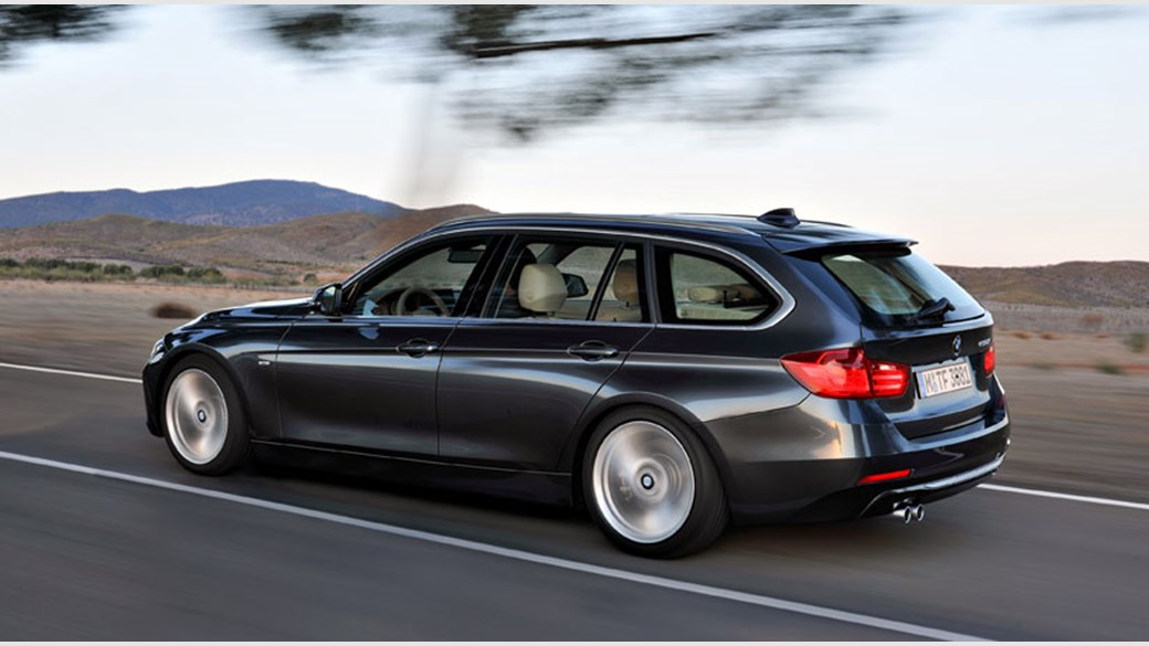 BMW 328i Touring (2012) review by CAR Magazine
