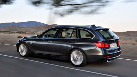 BMW 328i Touring (2012) review | CAR Magazine